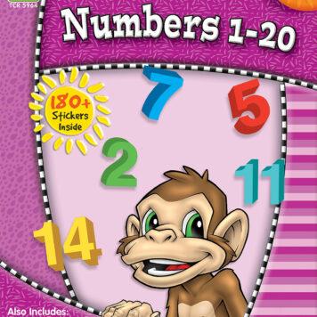 Rsl: Numbers 1 - 20 (Prek - K)