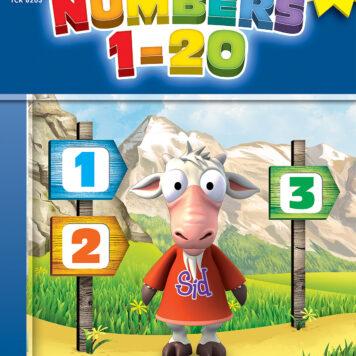 Practice To Learn: Numbers 1 - 20 (Prek - K)