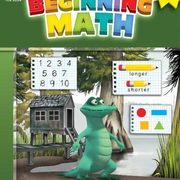 Practice To Learn: Beginning Math (Prek - K)