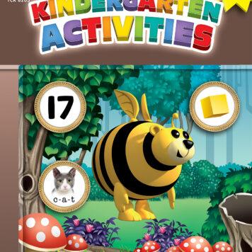 Practice To Learn: Kindergarten Activities (Gr. K)
