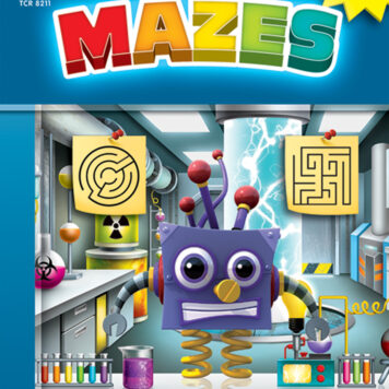 Practice To Learn: Mazes (Gr. K - 1)