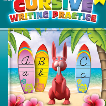 Practice To Learn: Cursive Writing Practice (Gr. 2 - 3)