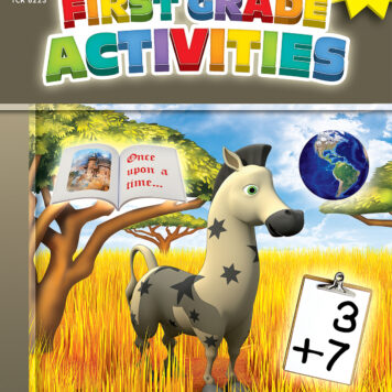 Practice To Learn: First Grade Activities (Gr. 1)