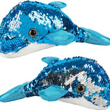 "10"" Sequin Dolphin"