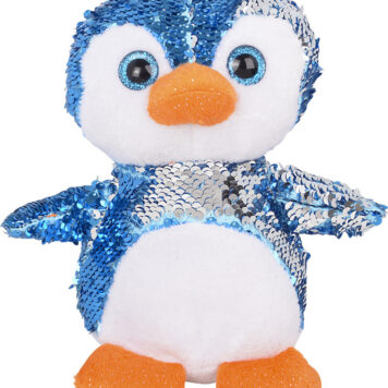 "10"" Sequin Penguin"