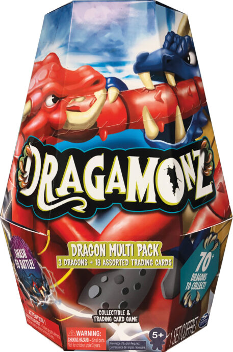 Dragamonz Multi Pack
