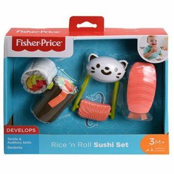 Fisher Price DP RICE 'N ROLL SUSHI SET