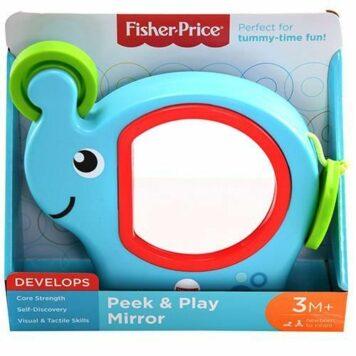 Fisher Price DP EC Infant Peek & Play Mirror